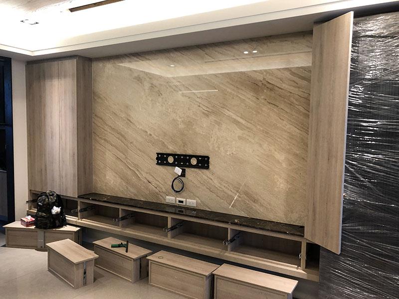 帝諾電視牆