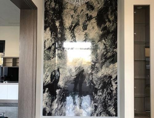田尾 – 梵谷玄關牆