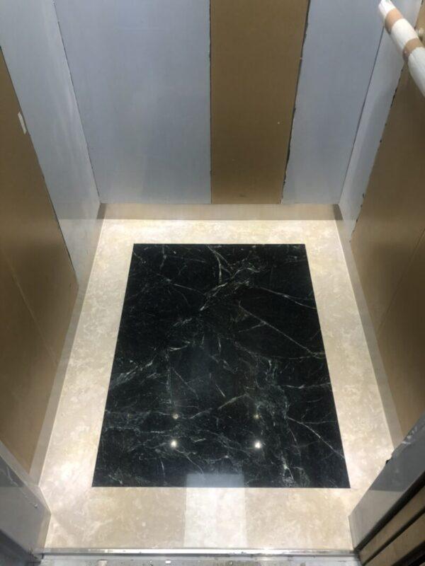 蛇紋石電梯車廂